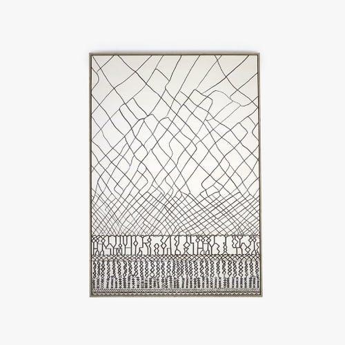 Quadro Abstrato 140x100 cm