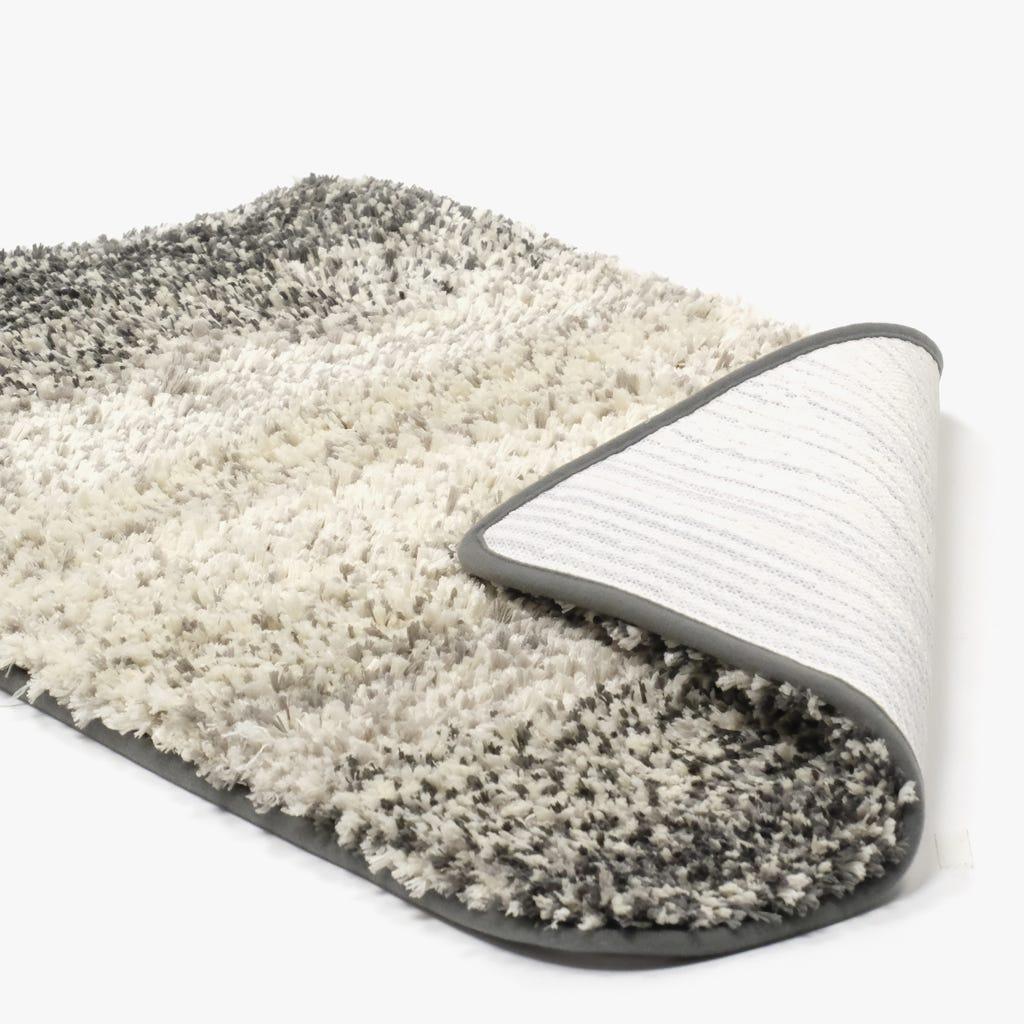 Tapete de Banho Mescla Cinza 50x80 cm