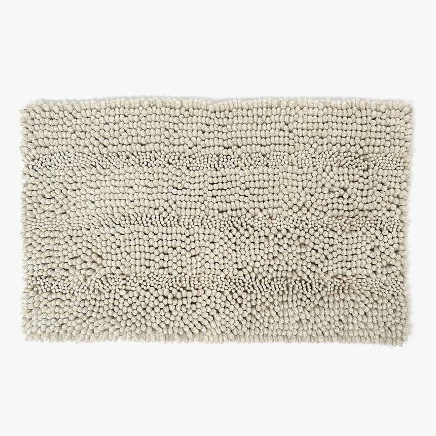 Tapete de Banho Normcore Natural 50x80 cm