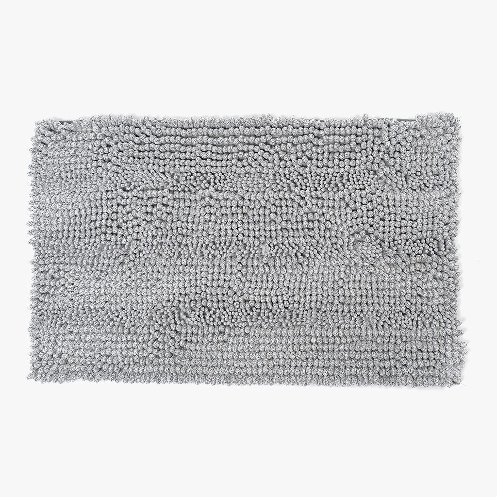 Tapete de Banho Normcore Cinza 50x80 cm