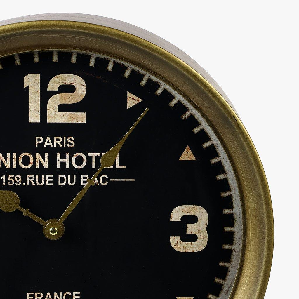 Relógio Ferro 35 cm