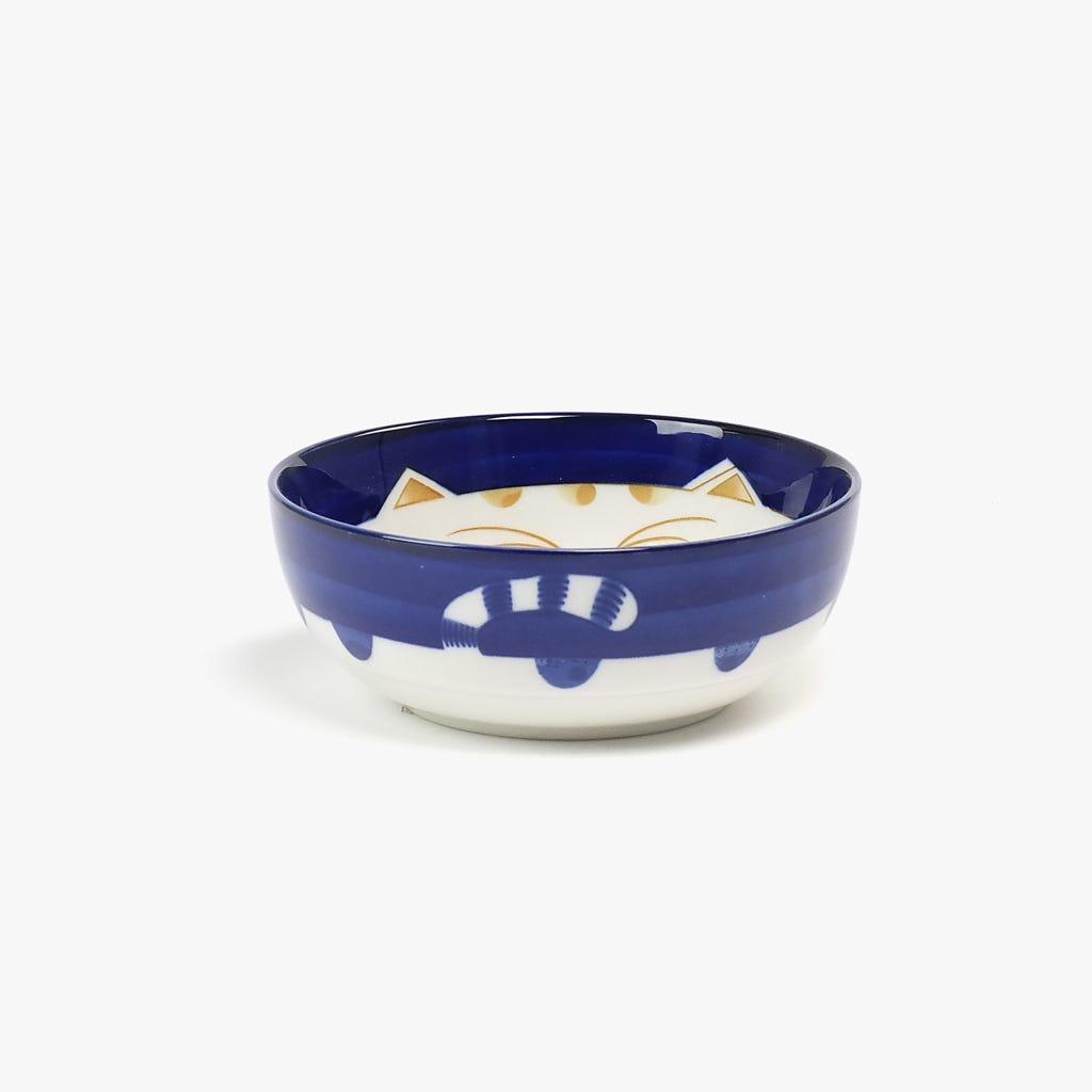 Taça Gato Azul D: 13cm