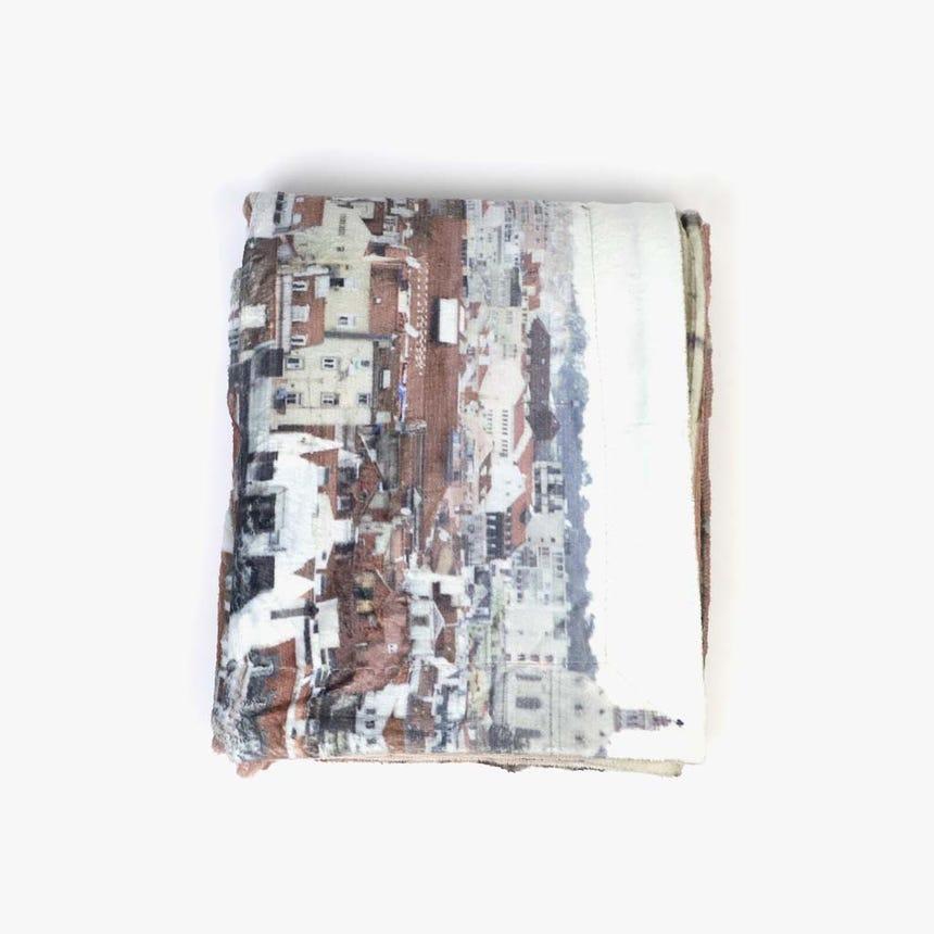 Manta Lisboa Gato 145x170 cm