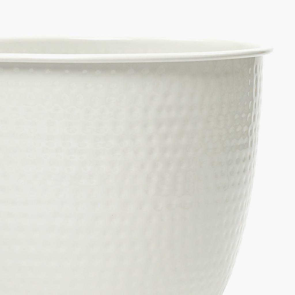 Vaso Branco 32x27 cm