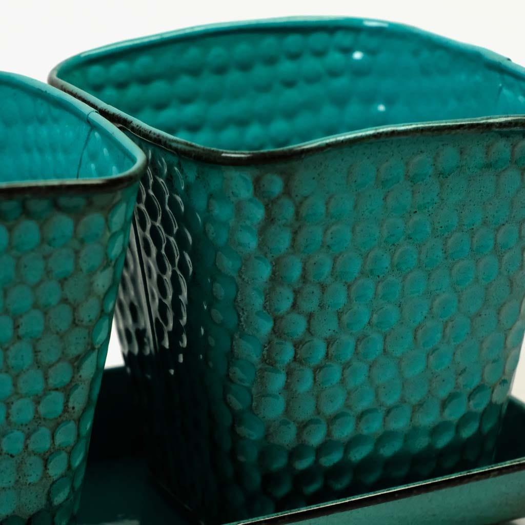 Vaso Azul (conjunto3)
