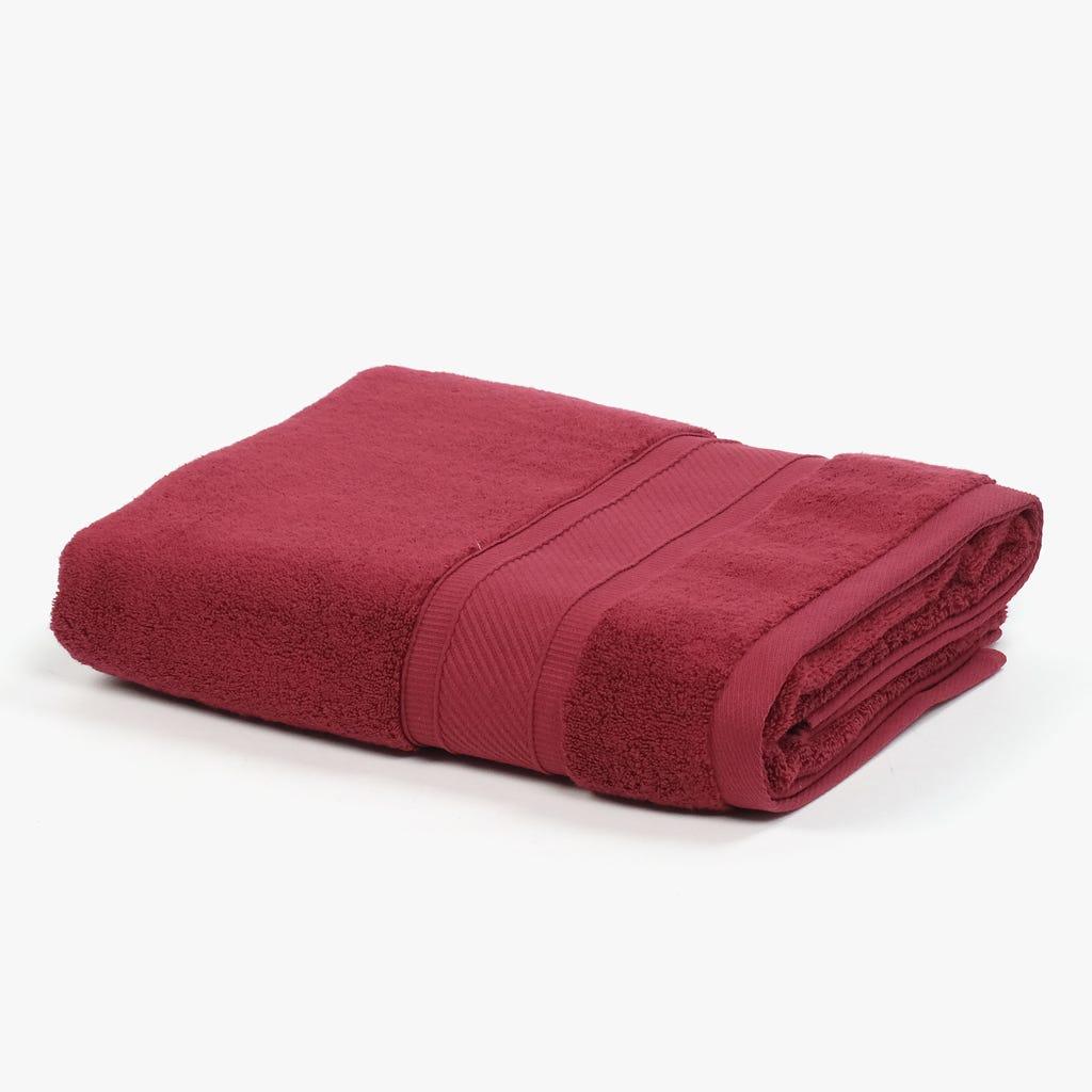 Toalha de Banho 5BathStars Vermelho 90x150 cm