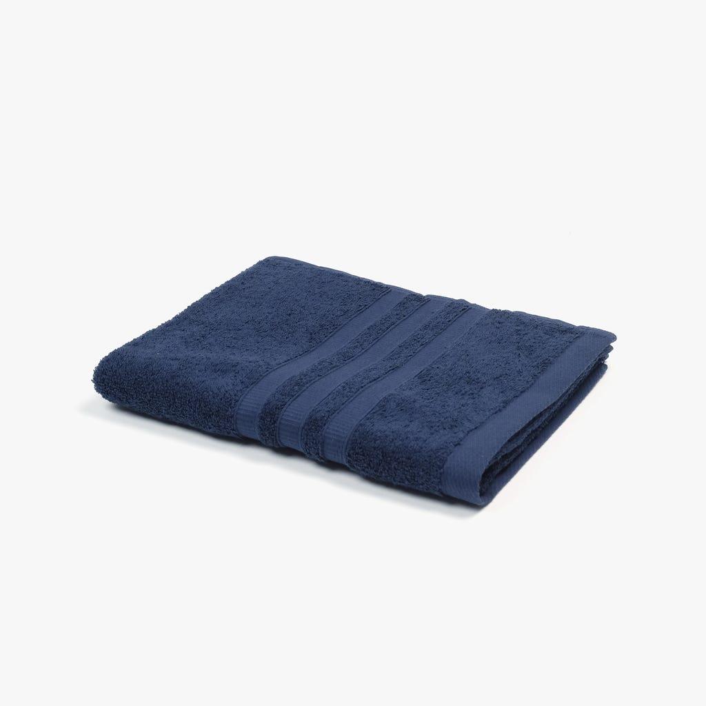 Toalha de Banho Azul Marinho 50x90 cm