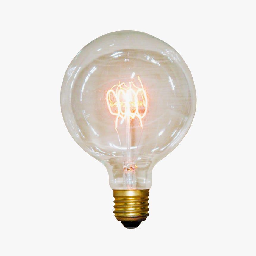 Lâmpada Edison 9,5x13,5 cm