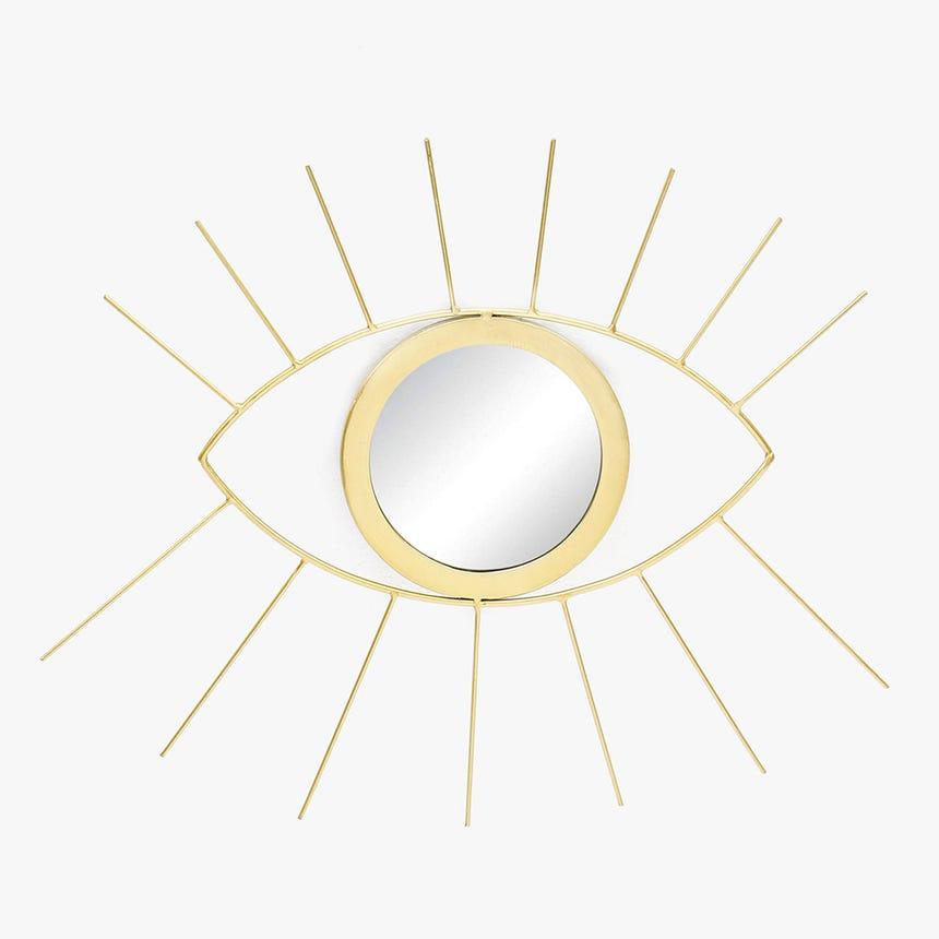 Espelho Olho Dourado60x50 cm