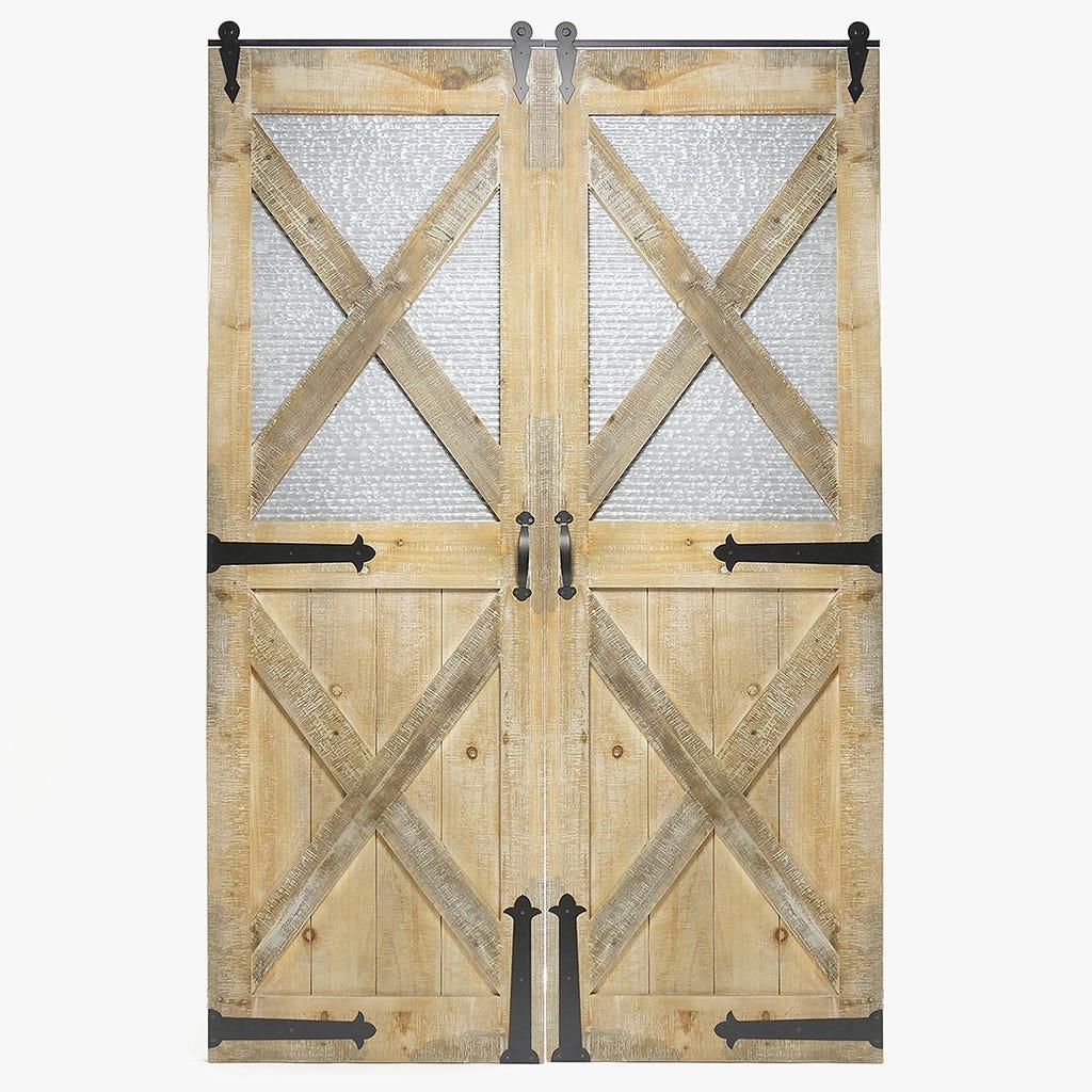 2 PortasQuinta60x5x180 cm