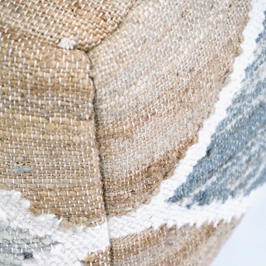 Puf Cubos Cinzento 50x50x35 cm