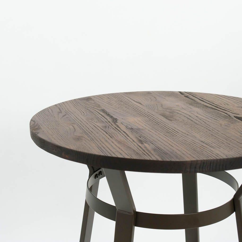 Mesa CastlebarWoodD60x75 cm