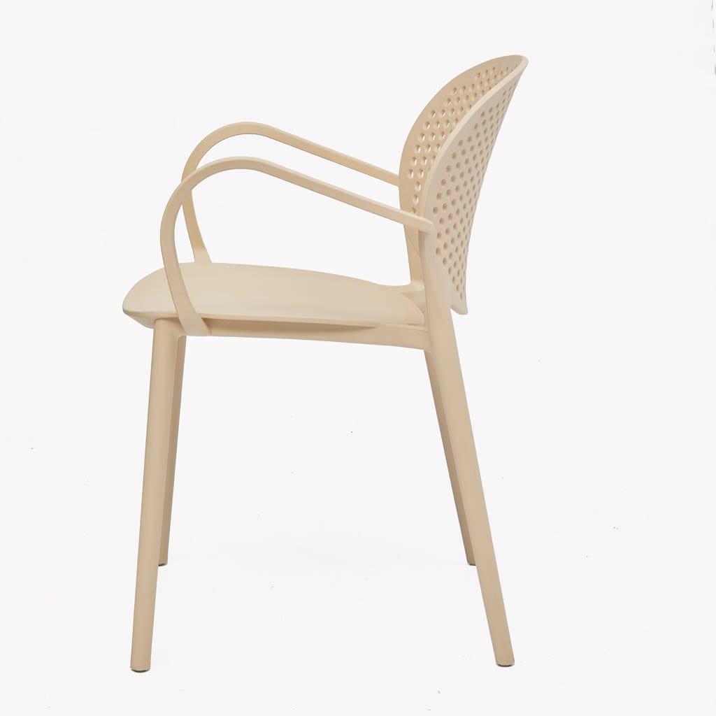 Cadeira Hera Bege