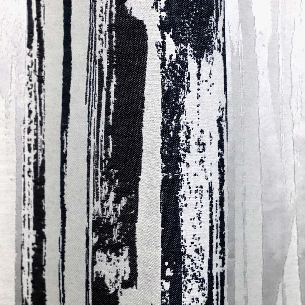 Cortinado Laki Preto 130x270 cm