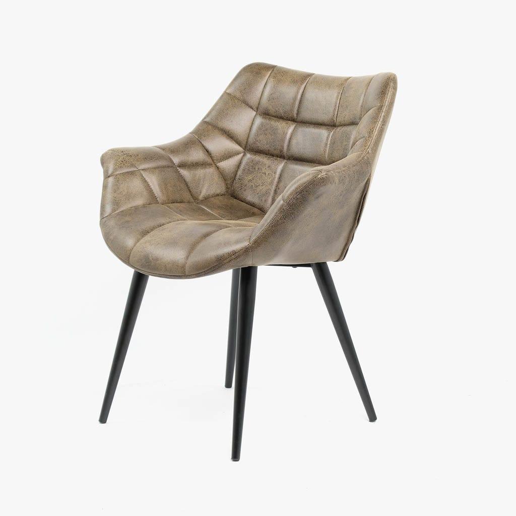 Cadeira Pearse Castanho