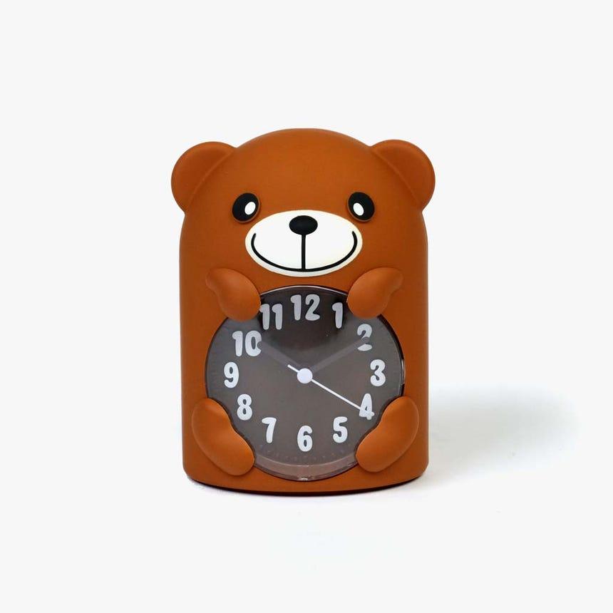 Relógio urso11x9x15 cm