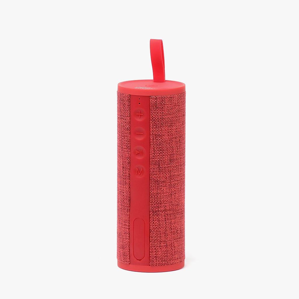 Coluna de Som Music4EveryCat RAP Vermelha