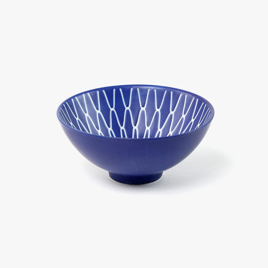 Tigela Cosmos Azul 12,6cm