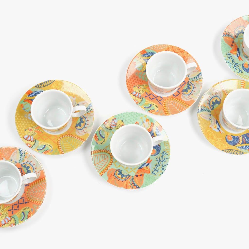 Chávena de Café Suyu (Conjunto 6)