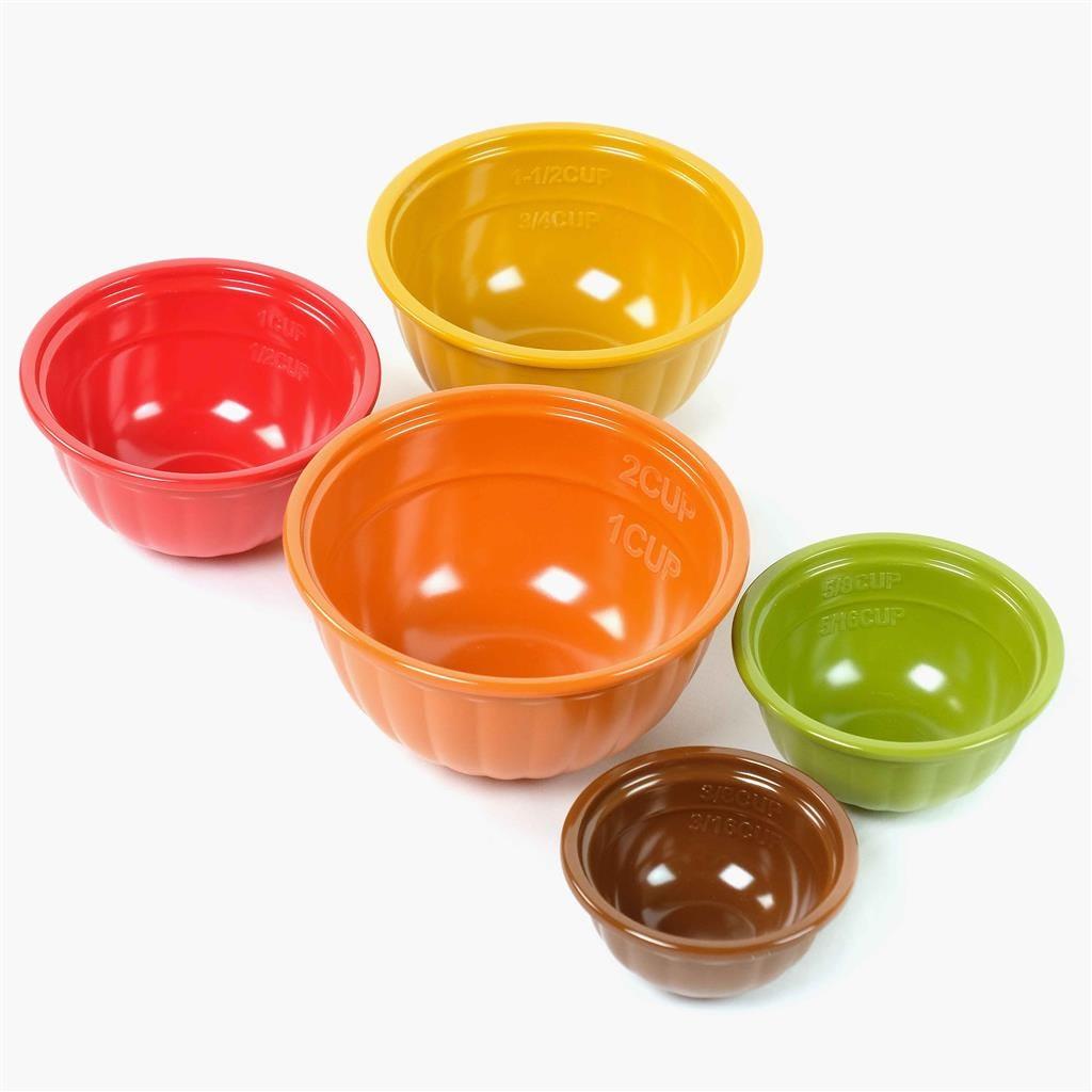 Taça Melamina Multicolor (conjunto5)