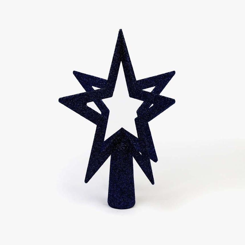 Estrela Azul 20 cm