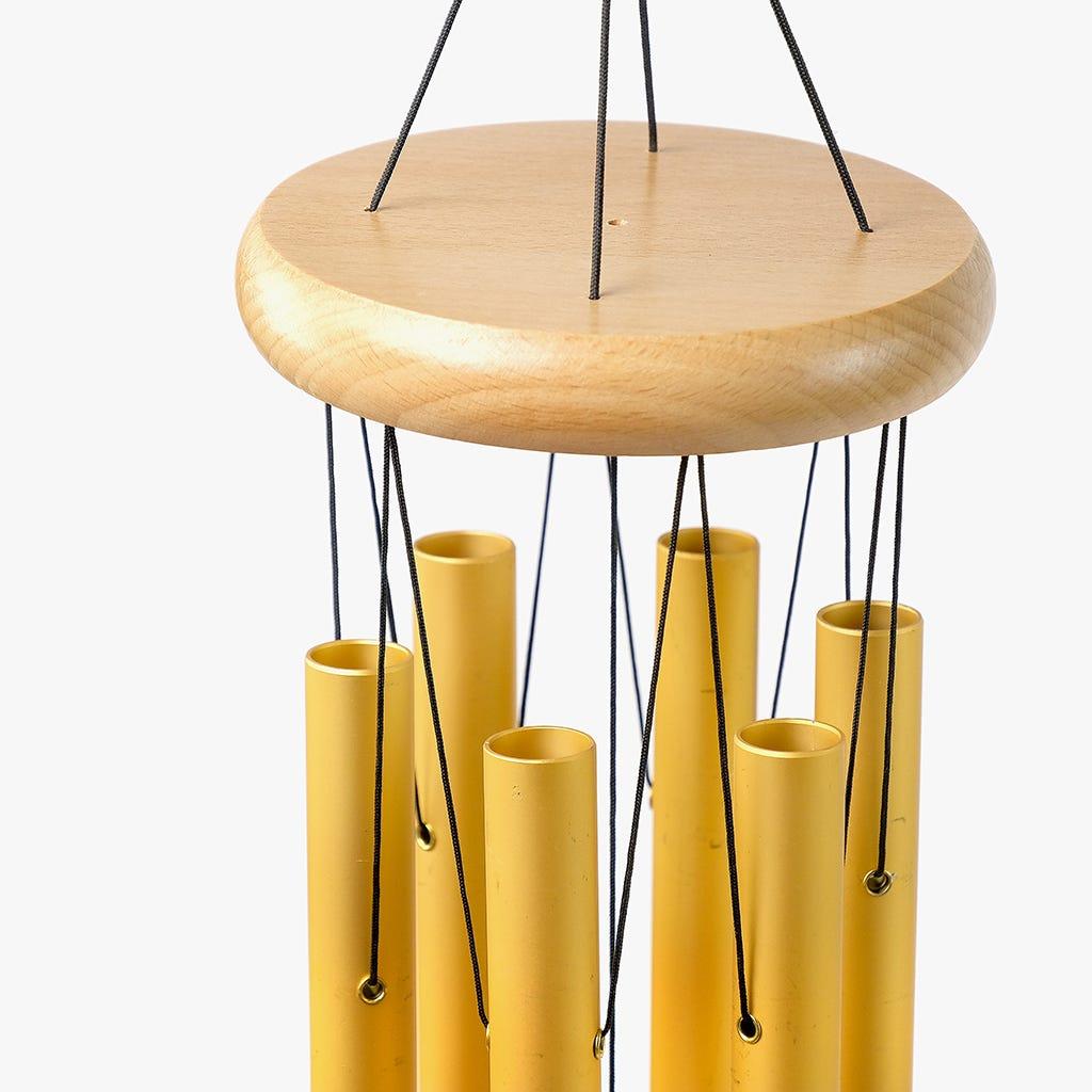Espanta-Espíritos Bambu Musical