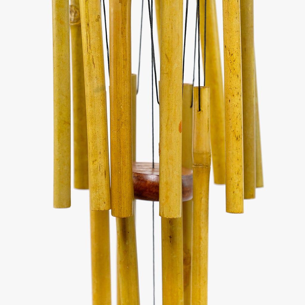 Espanta-Espíritos Bambu