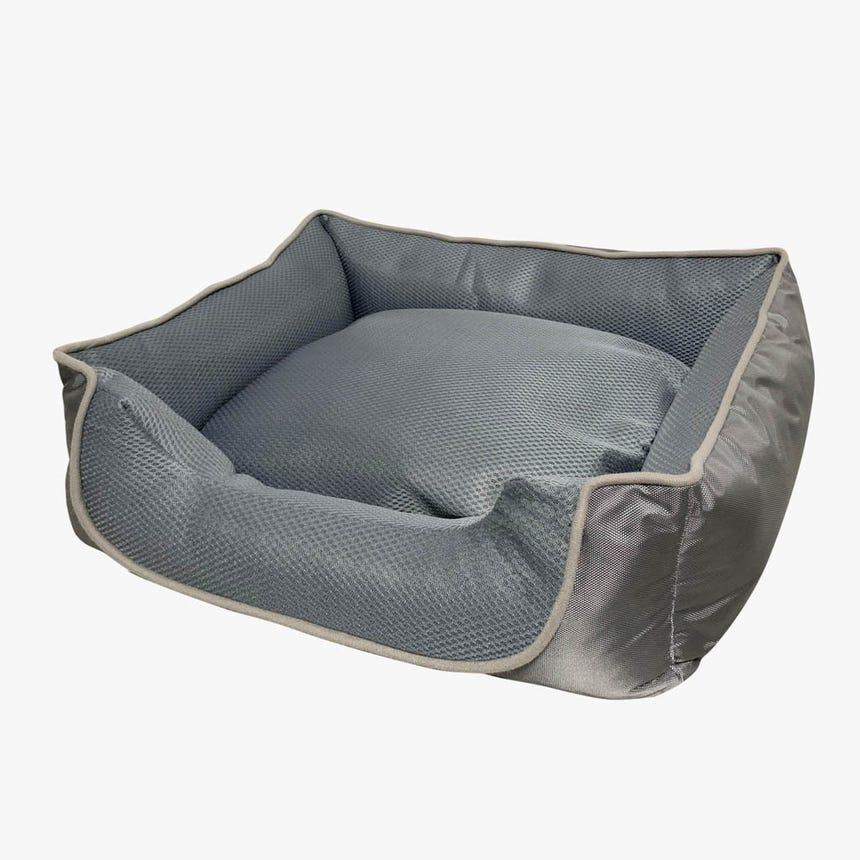 Cama para Animais Cinza70x60x23 cm
