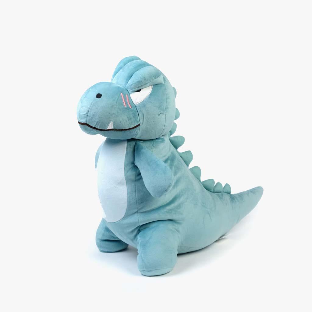 Dinossauro Azul 42 cm