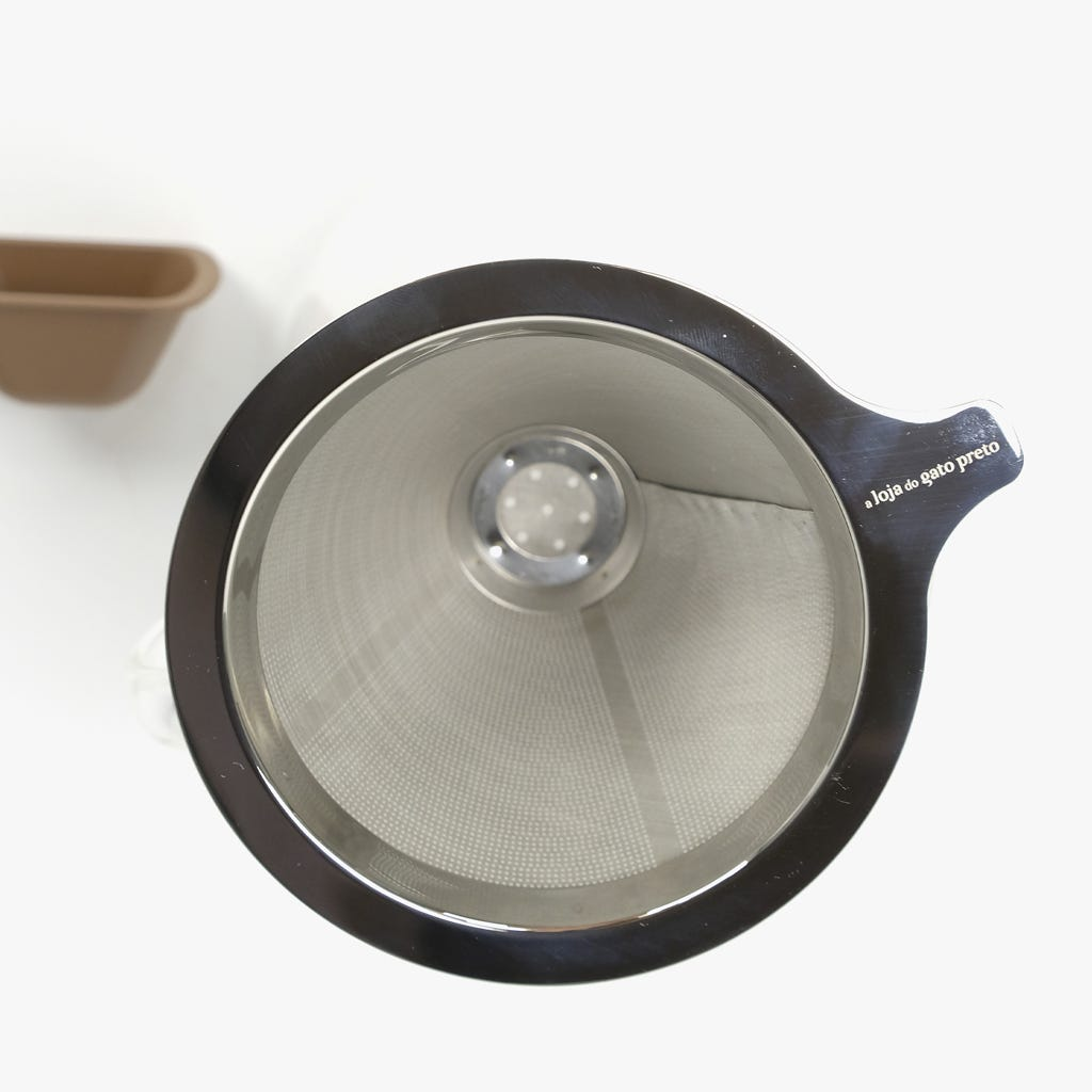 Cafeteira com filtro800ml