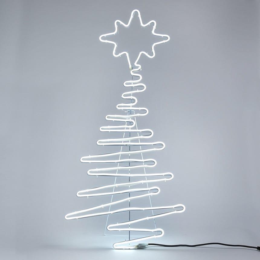 Árvore de Natal Néon