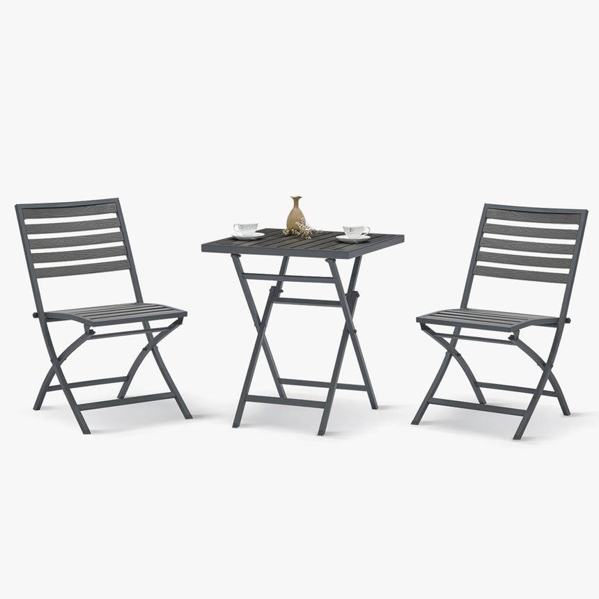 Mesa + 2 Cadeiras Lombok