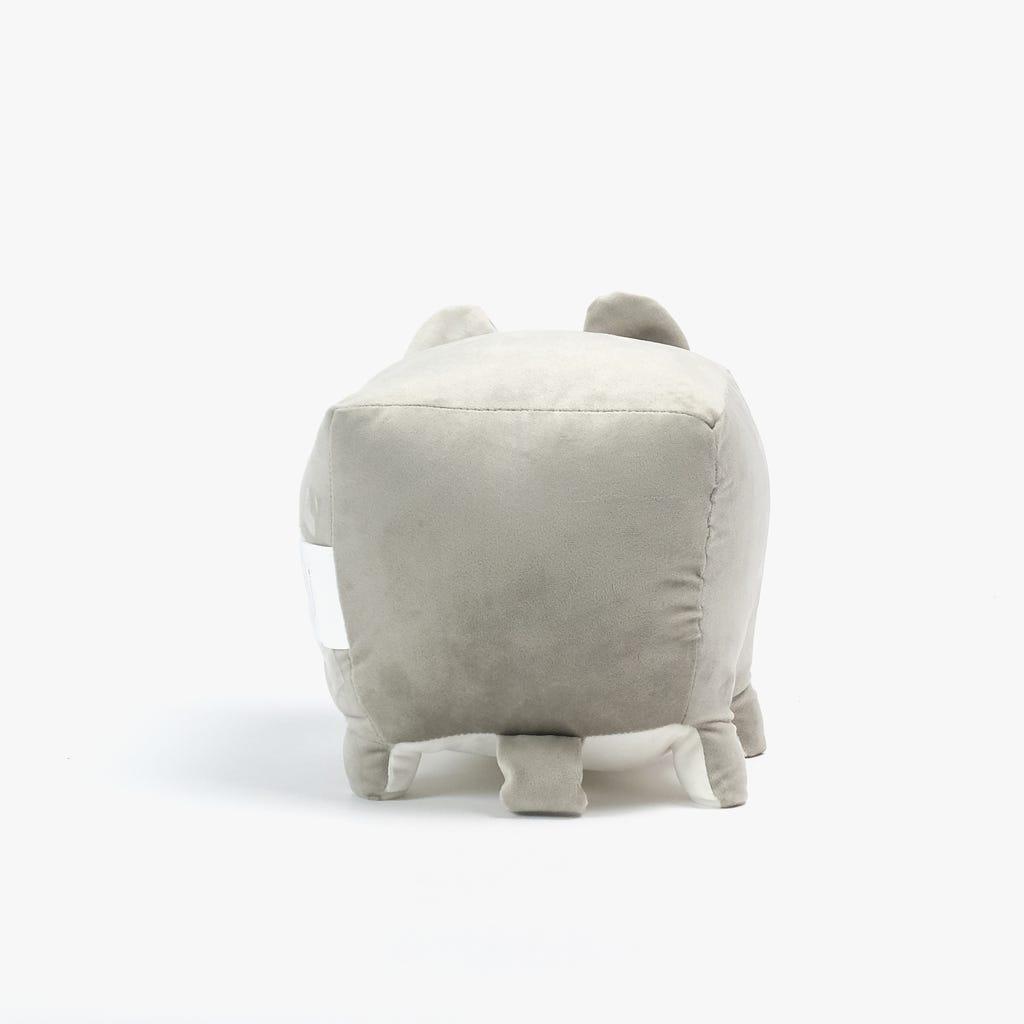 Peluche Gato Bege 18 cm