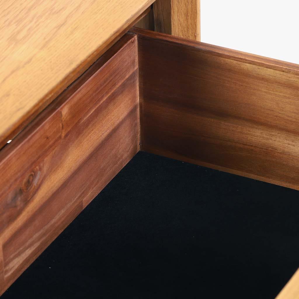 Mesa de Cabeceira Maryland 55x40x45 cm