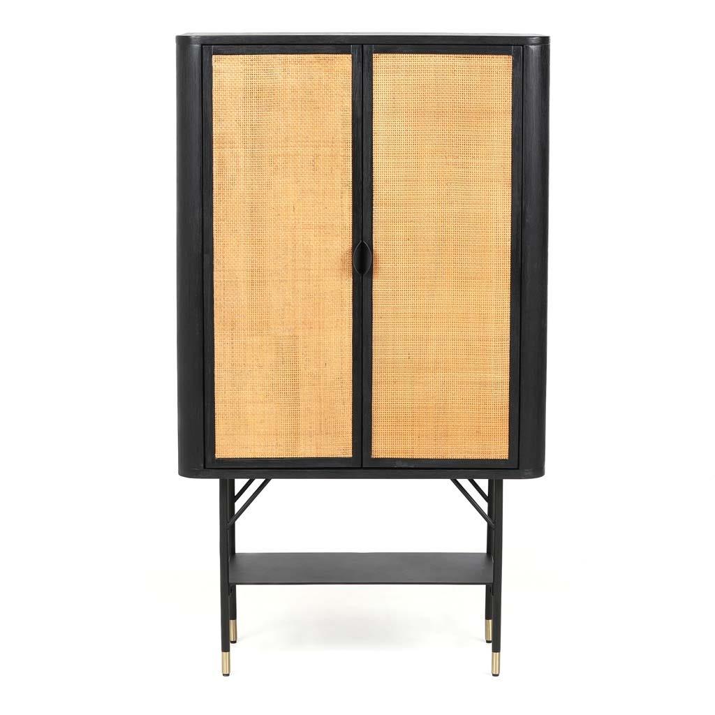 Armário Akita 80x40x140 cm
