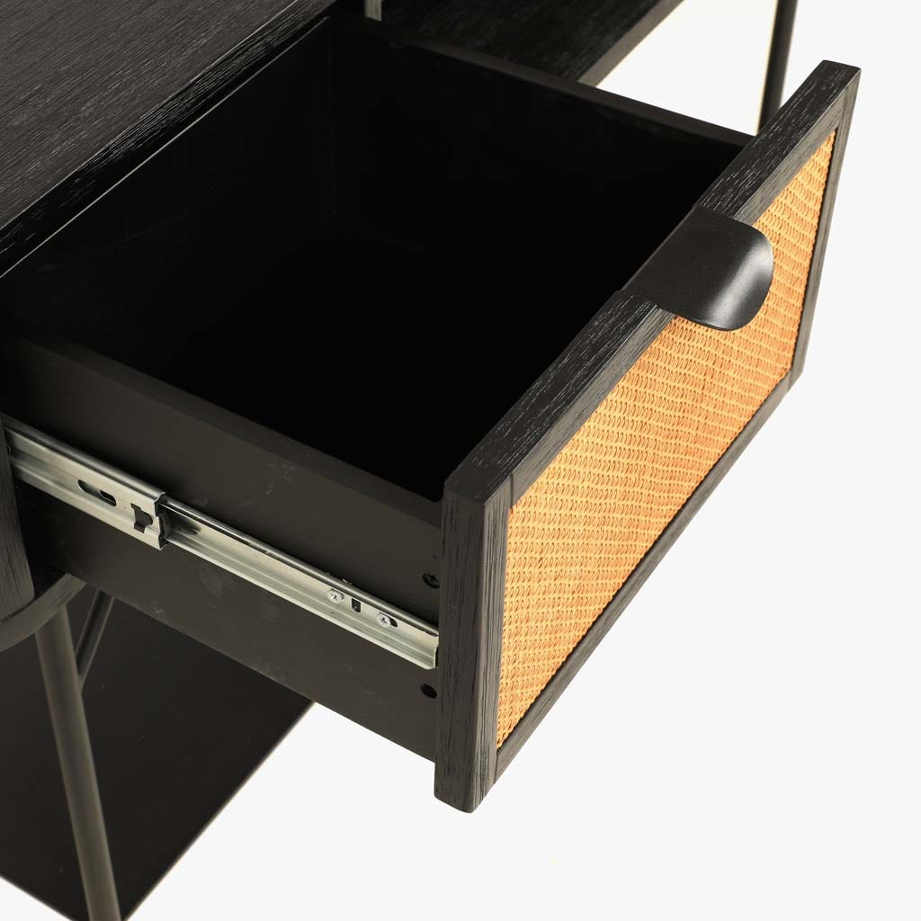 Consola Akita 120x35x80 cm