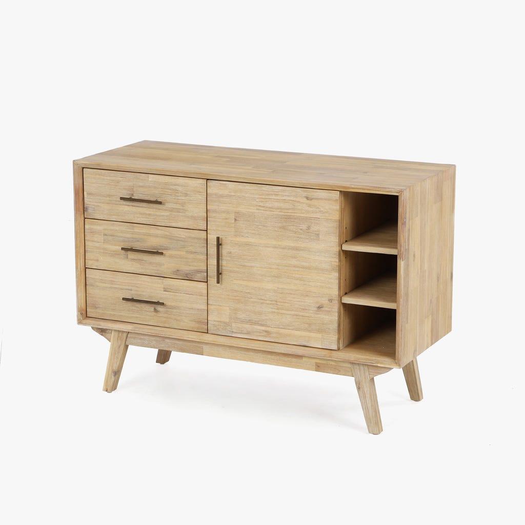 Mueble de baño Milos 120x50x82 cm