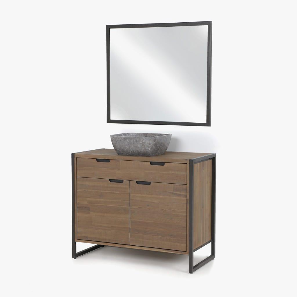 Espelho Lanzarote 80x90 cm