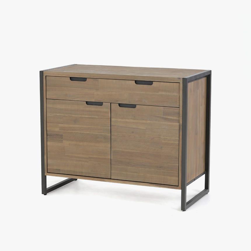 Mueble de baño Lanzarote 100x50x82 cm