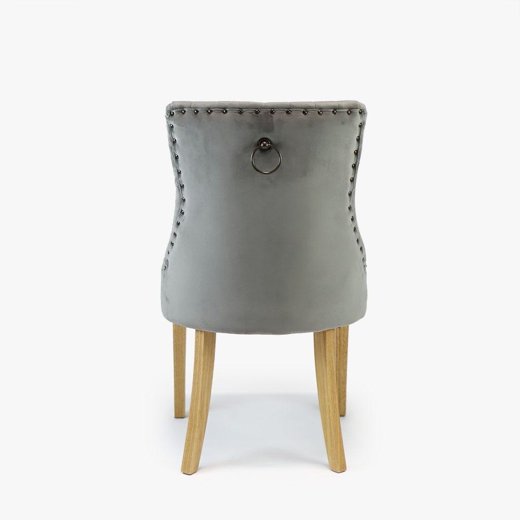 Cadeira Denver Cinza