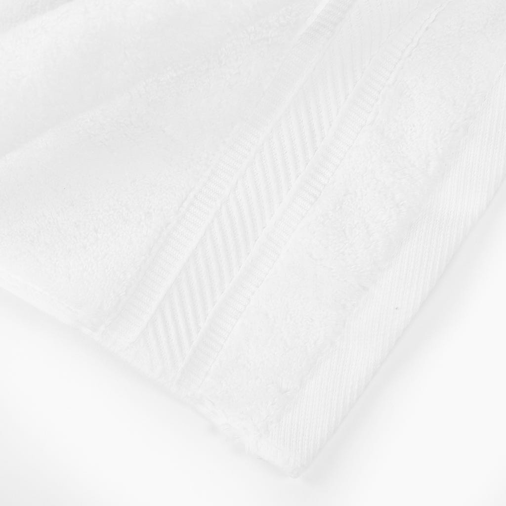 Toalhete 5BathStars Branco 30x30 cm (conjunto2)