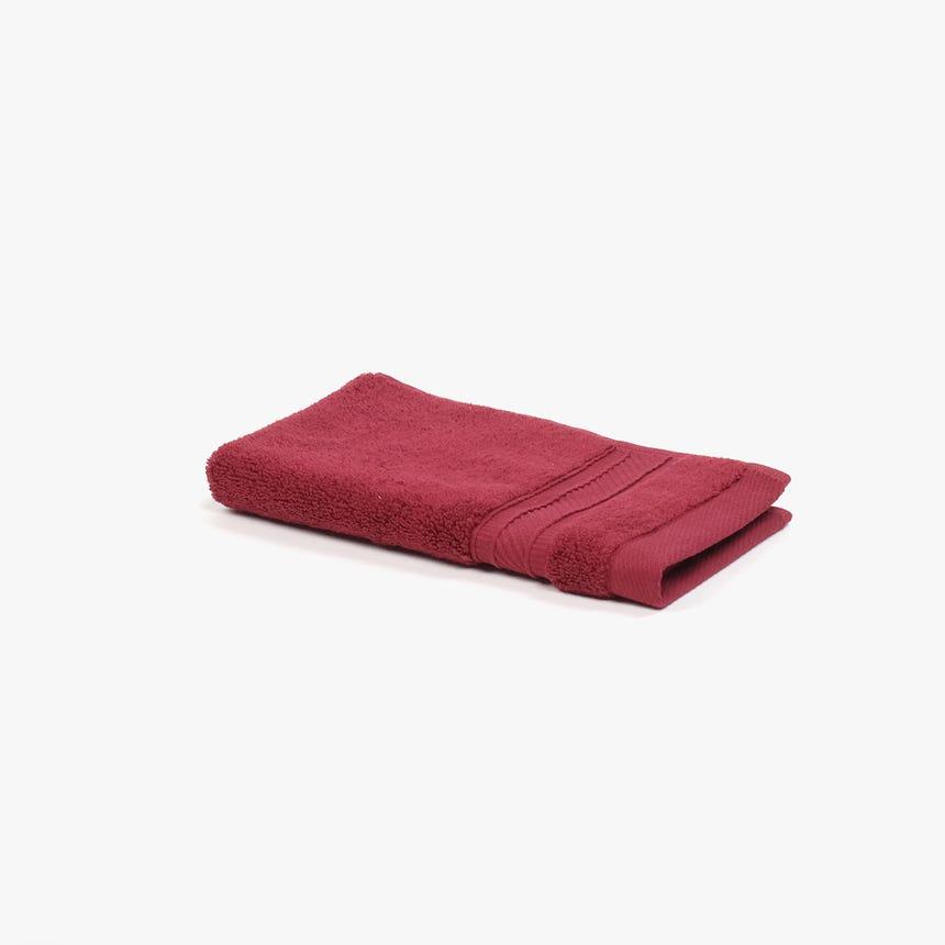Toalha de Banho 5BathStars Vermelho 30x50 cm