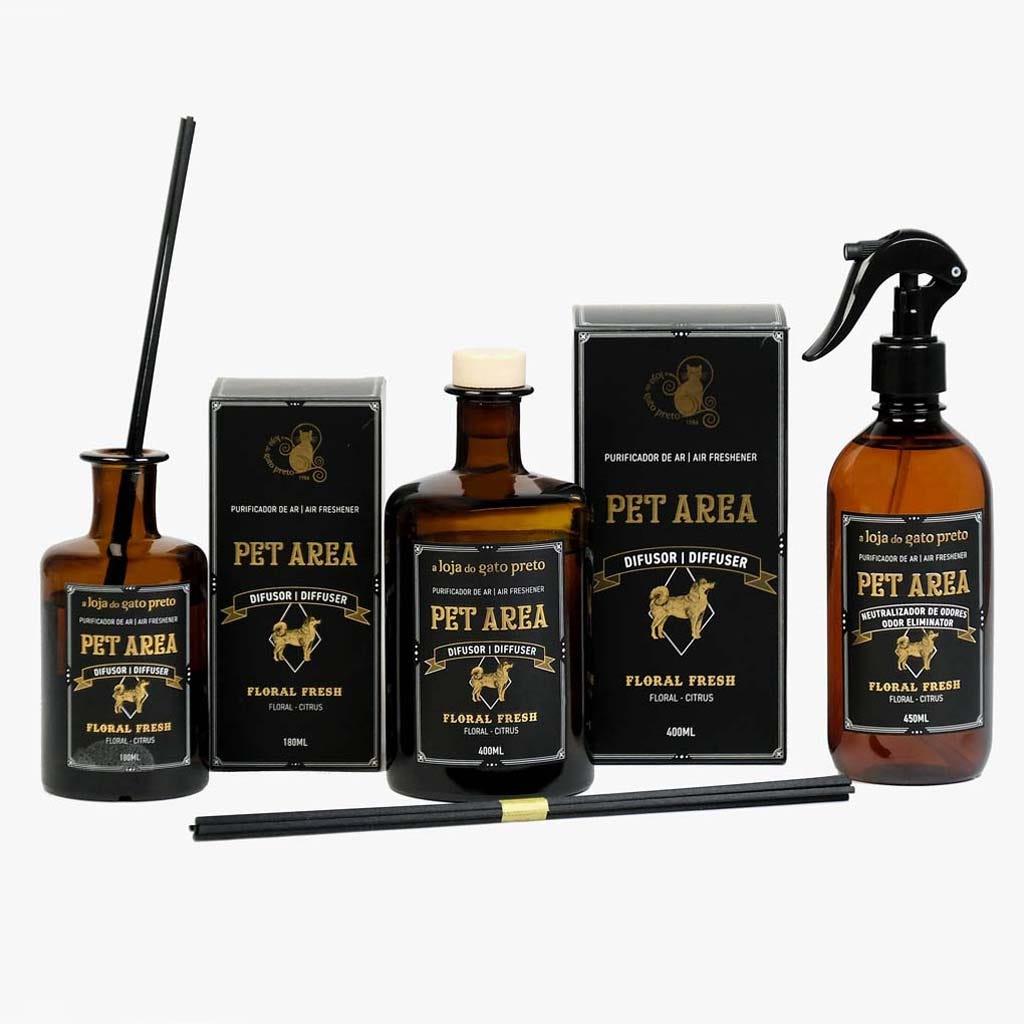 Ambientador Pet Area 450 ml
