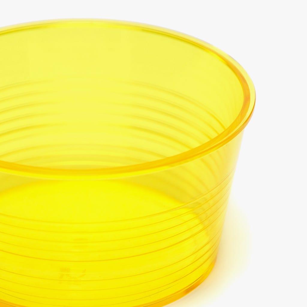 Taça Neon Amarelo