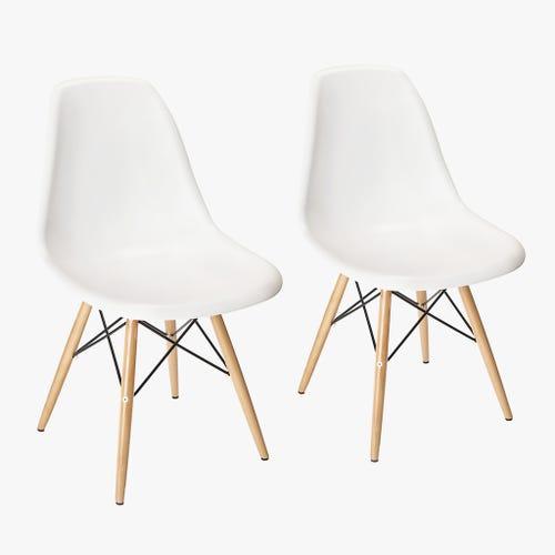 Cadeira Reiquejavique Branca (conjunto2)  - Preço Unitário
