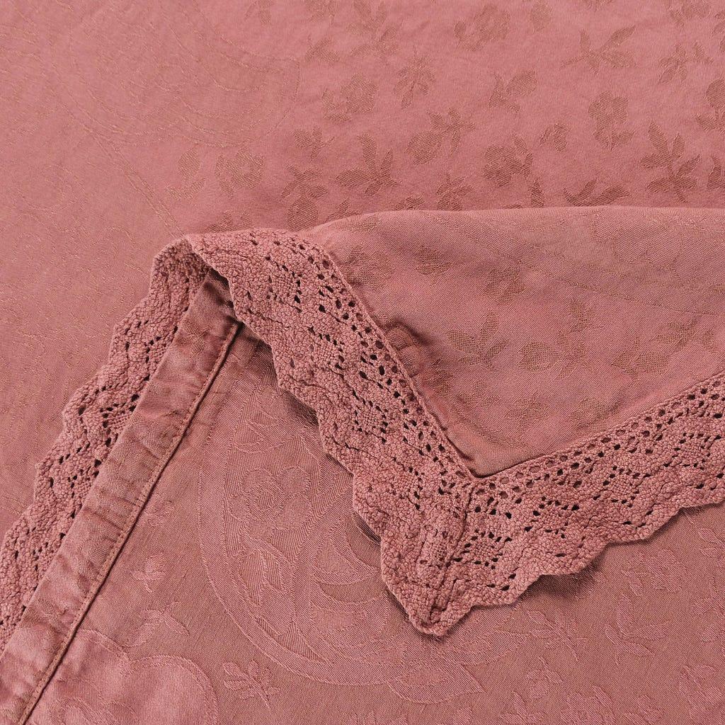 Toalha de Mesa Paris Morango 160x250 cm