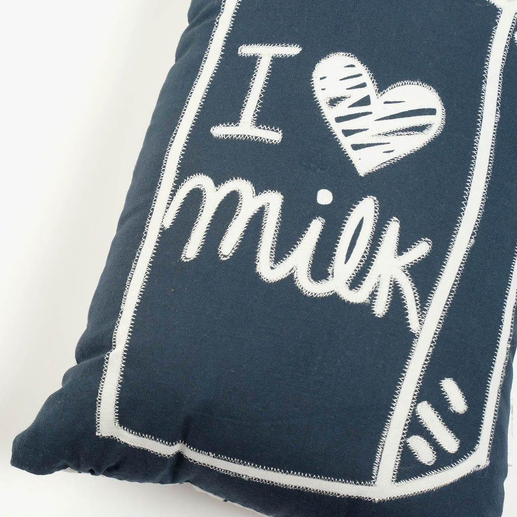 Almofada ABC Kids Milk 20x35 cm