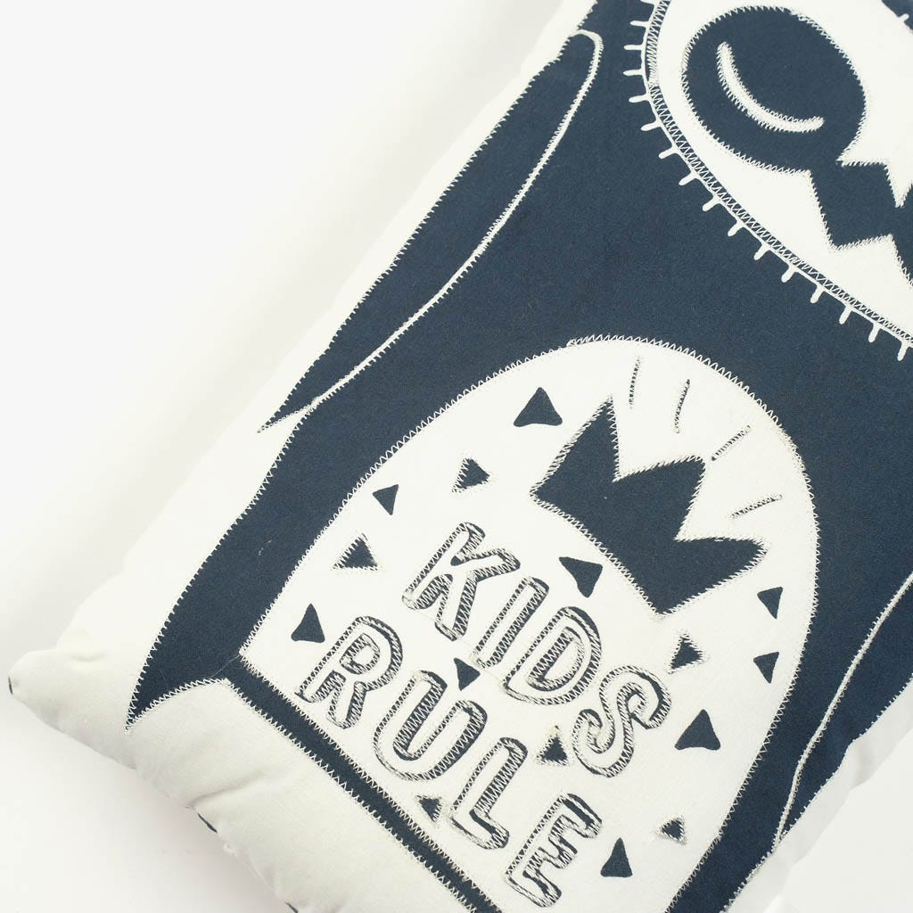 Almofada ABC Kids Rule 20x36 cm