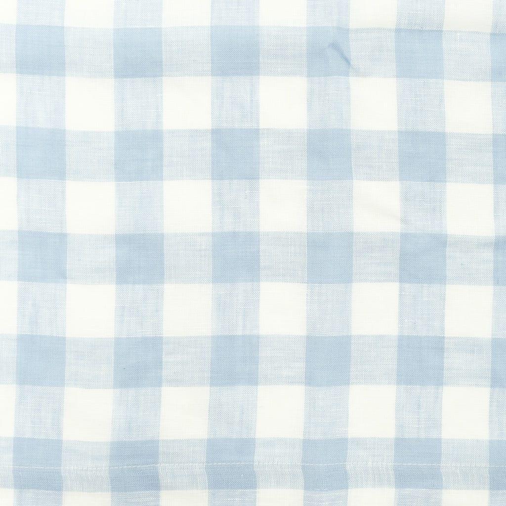 Cortinado Vichy Azul 140x270 cm