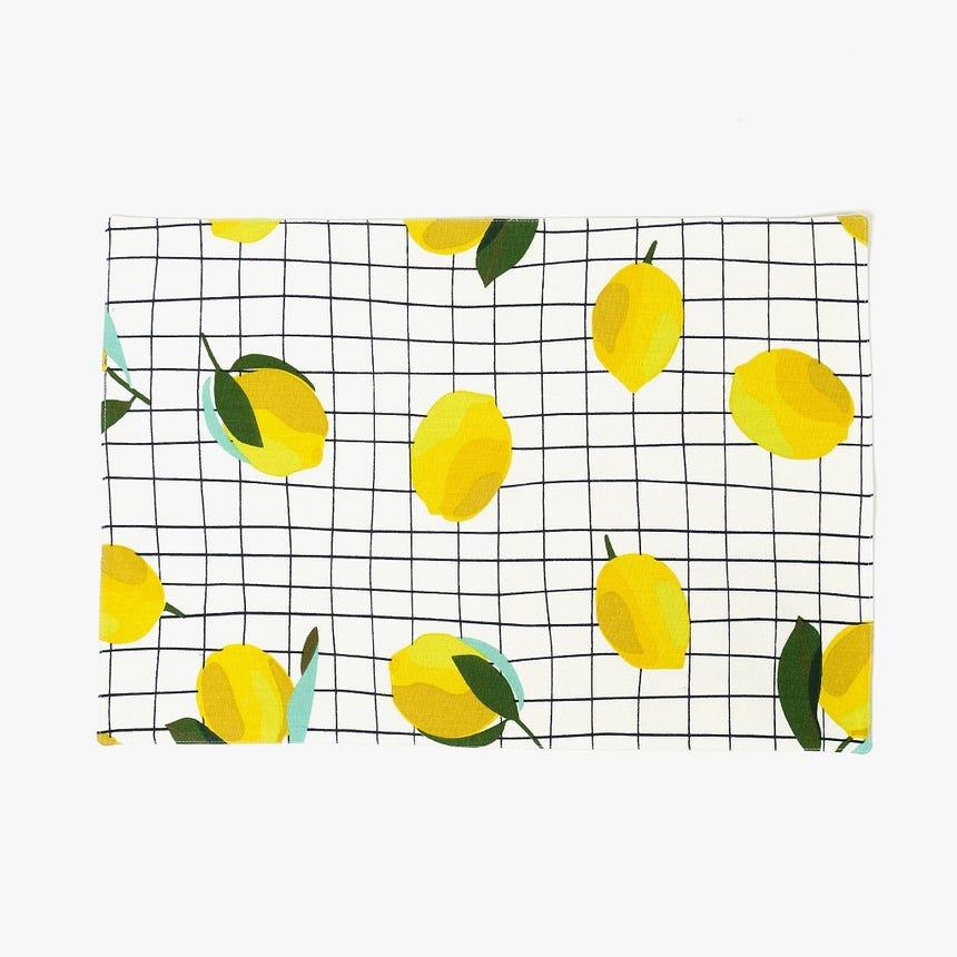 Individual Limões 33x49 cm